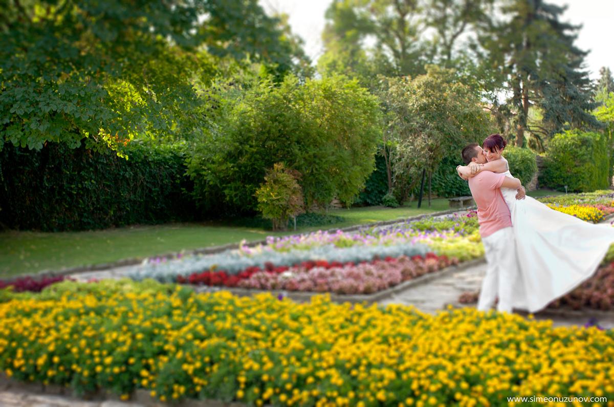 сватбен фотограф двореца балчик
