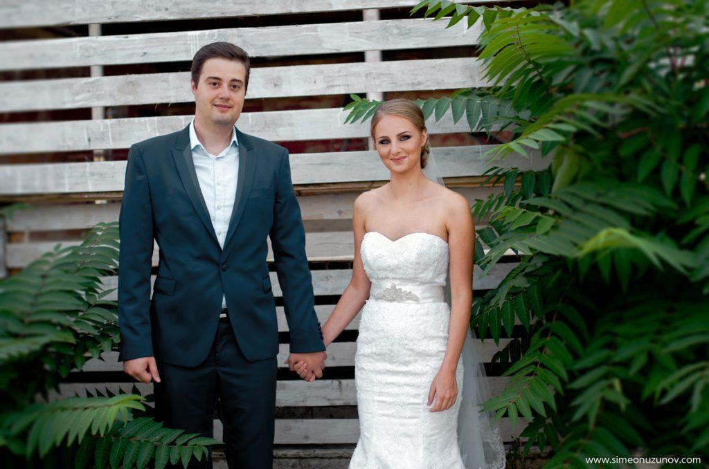 сватбен ден варна