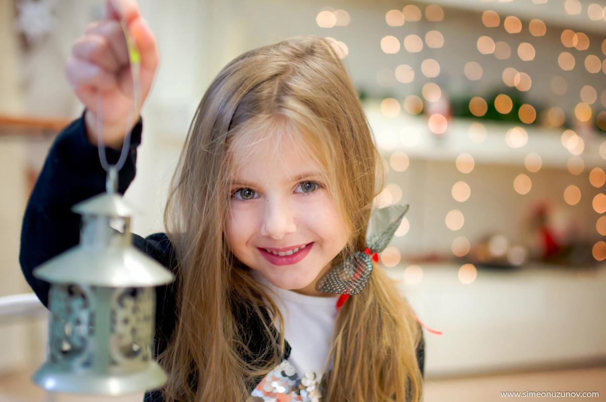 коледни детски фотосесии варна