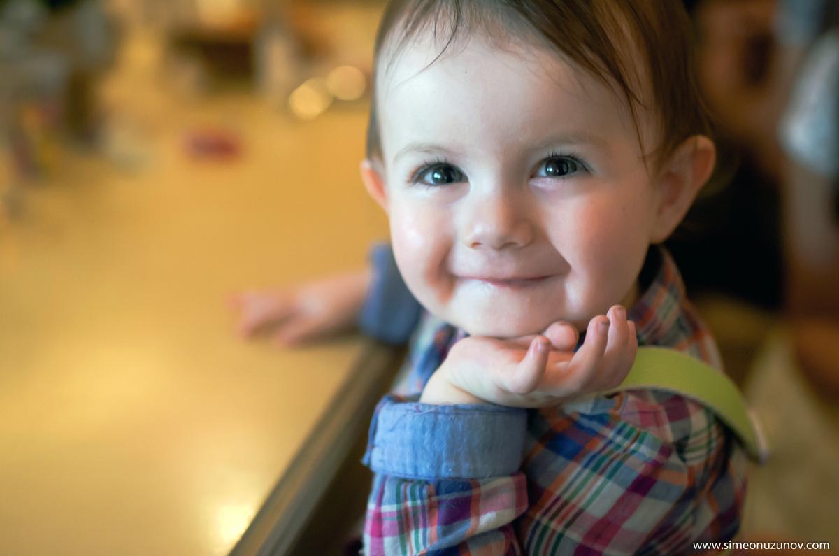 детска фотография варна