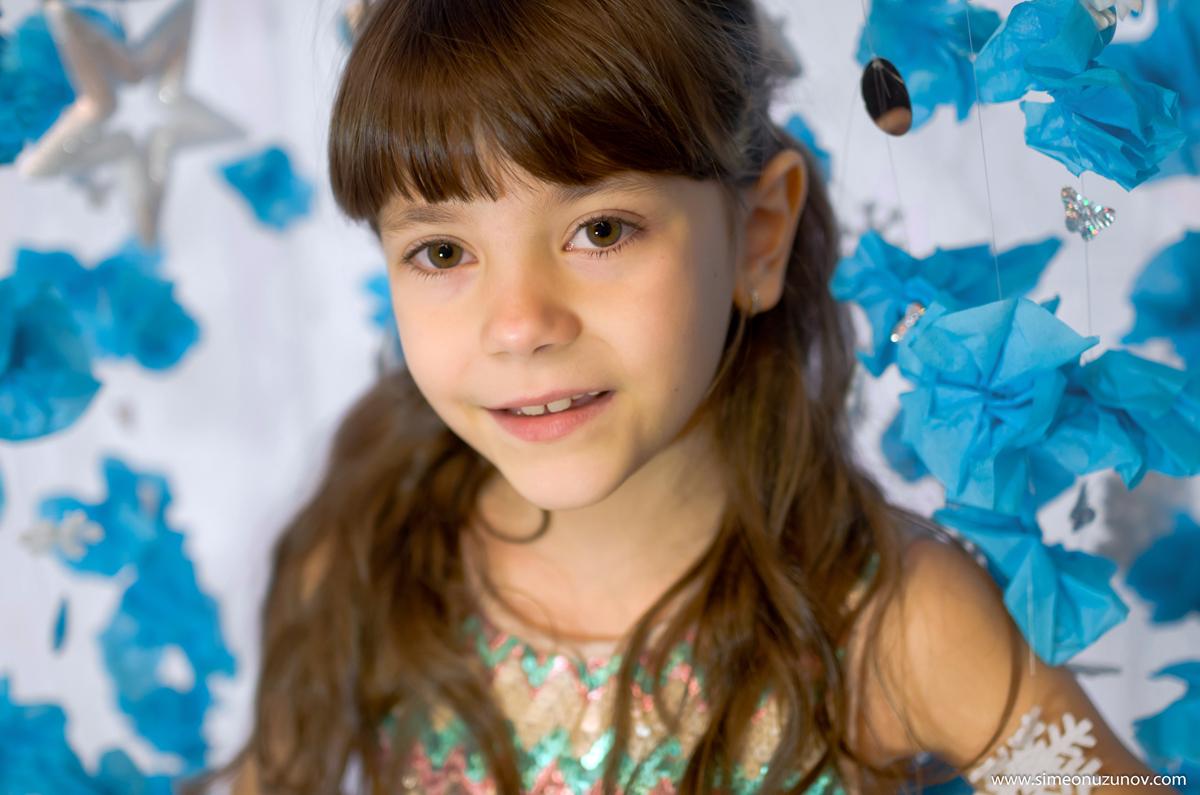 детски фотограф коледа варна