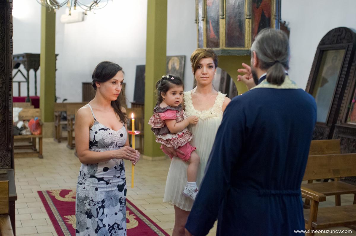 кръщене в малката богородица варна
