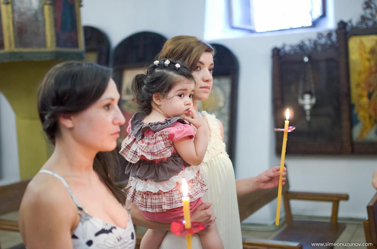 детско кръщене фотограф варна