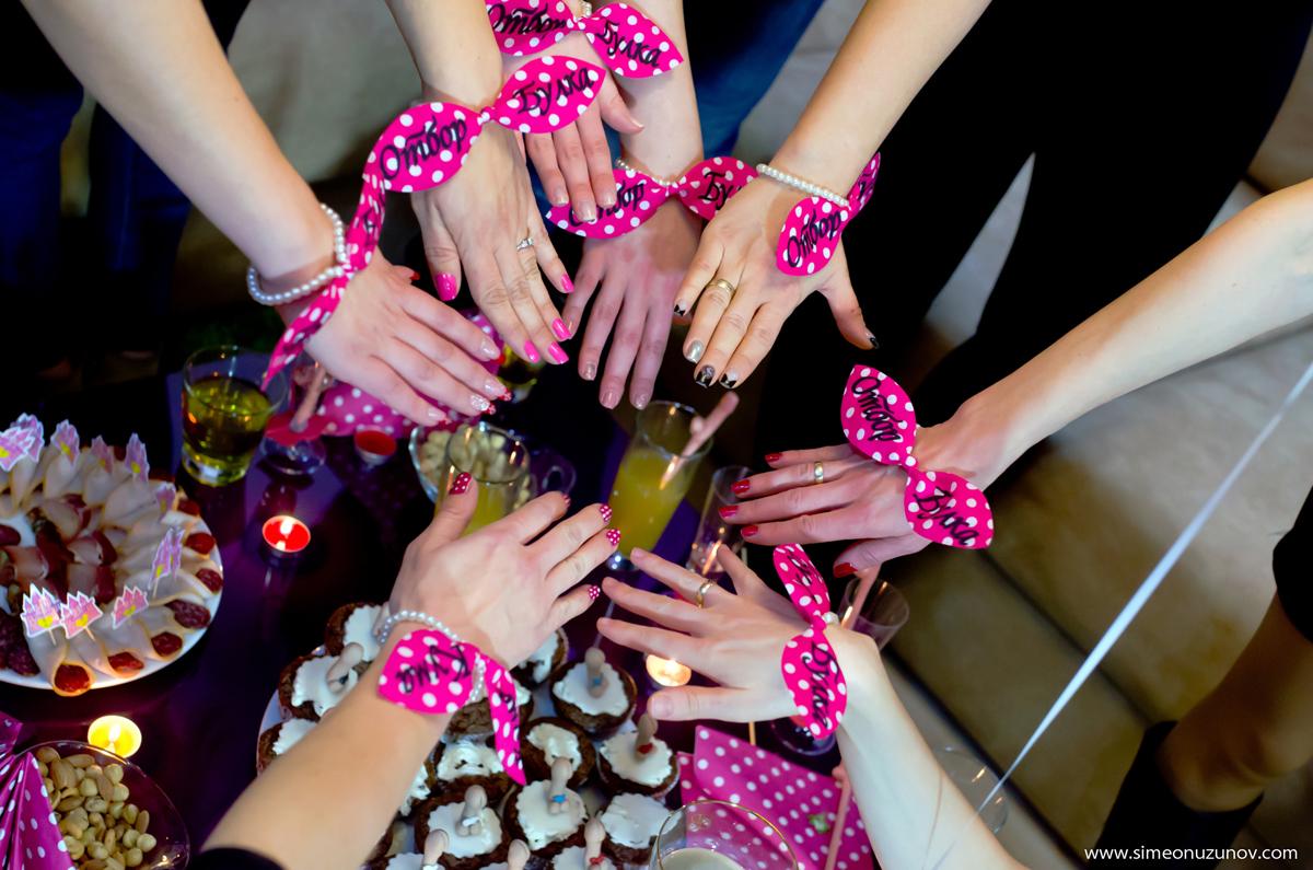 аксесоари за моминско парти