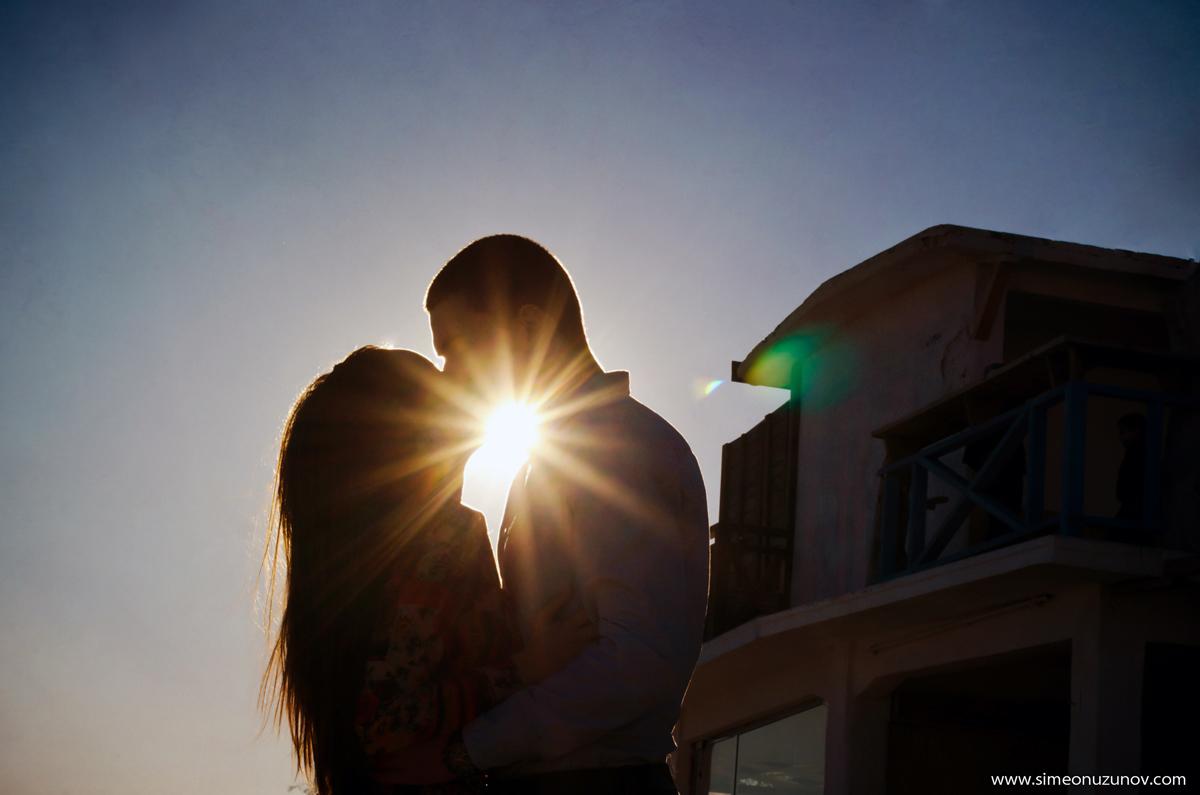 добър фотограф на влюбени двойки