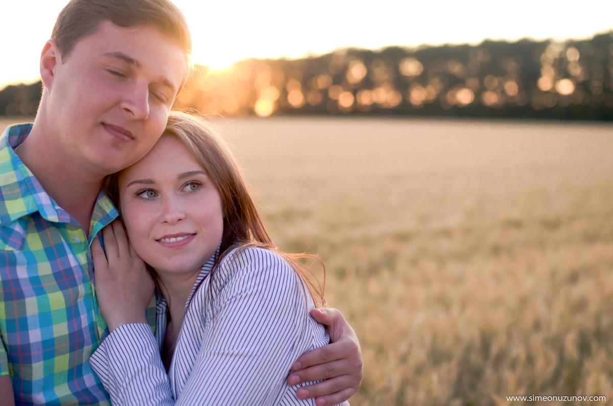 фотосесия на влюбени варна
