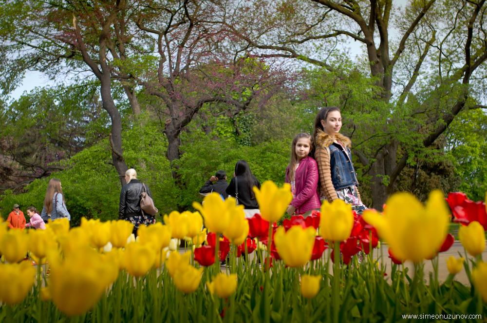 пролетна фотосесия варна