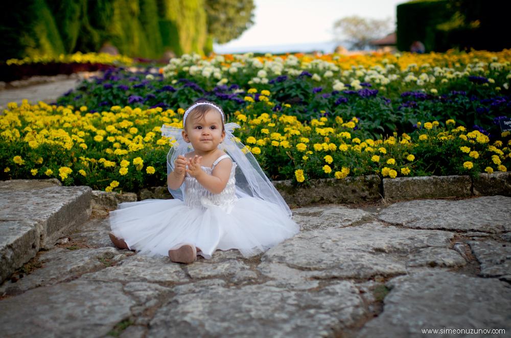 сватбена фотосесия в двореца балчик