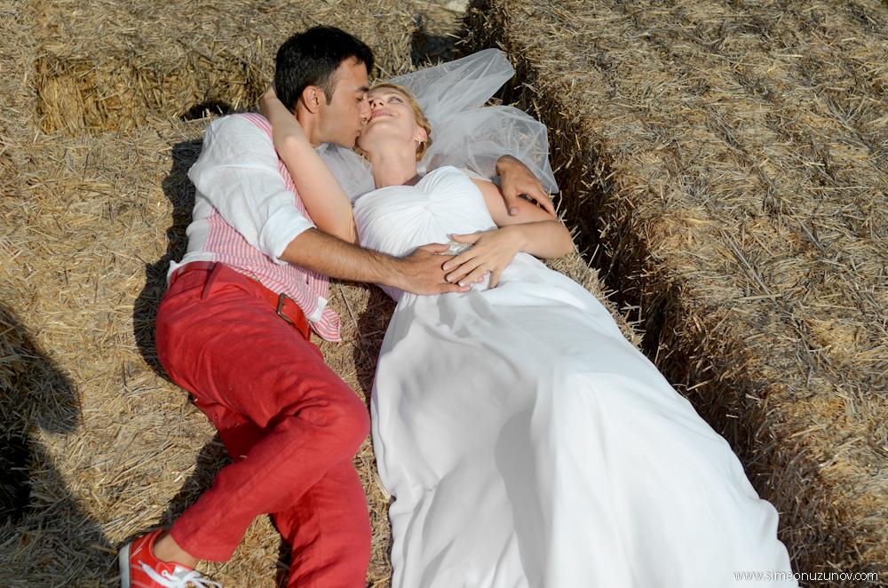 сватбени фотосесии на бали слама варна