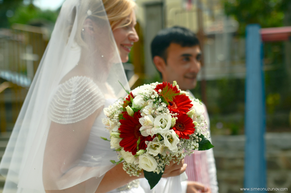 сватбен ден варна фотография