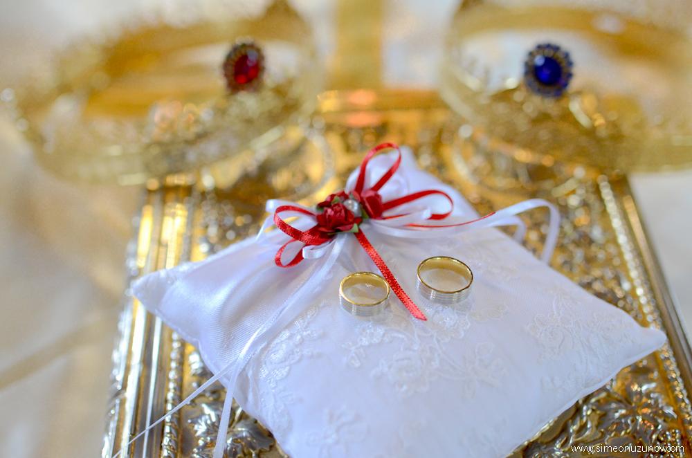 сватба църковен ритуал варна