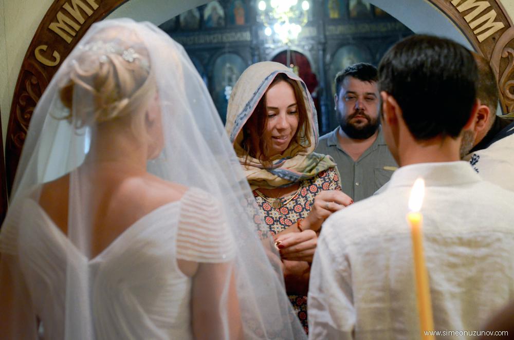 руска сватба в българия фотограф