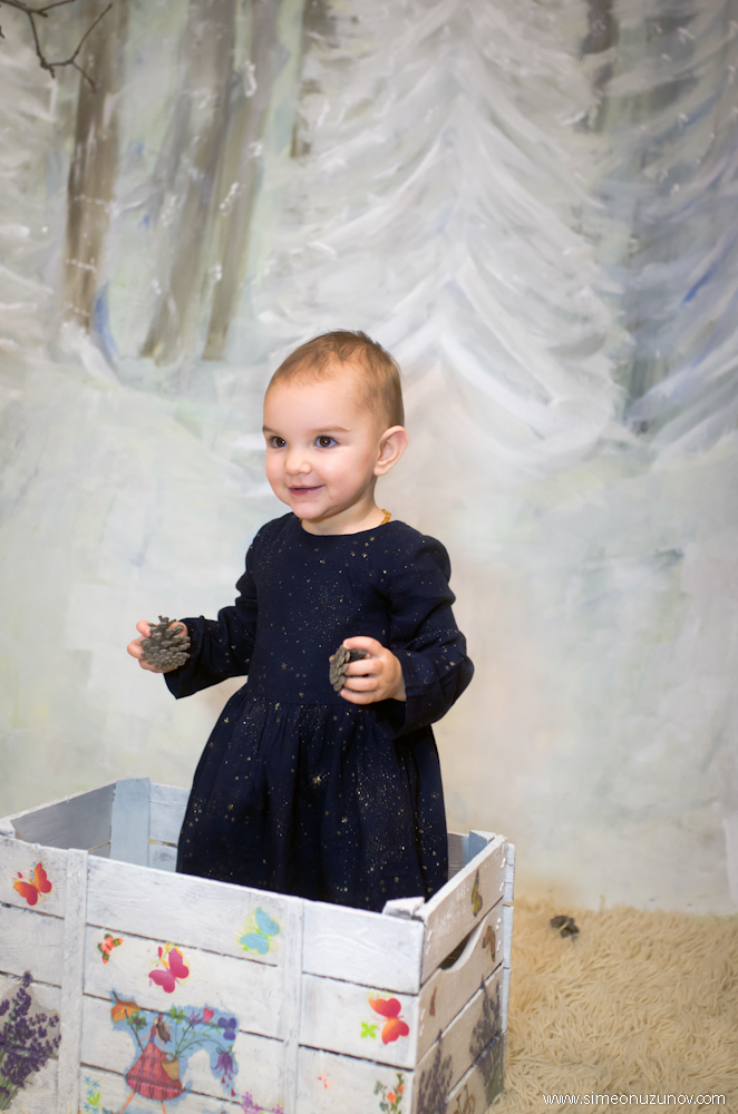 детски фотосесии в студио варна