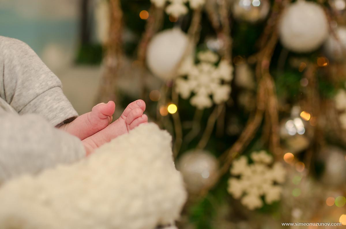 фотосесия на бебе симеон узунов