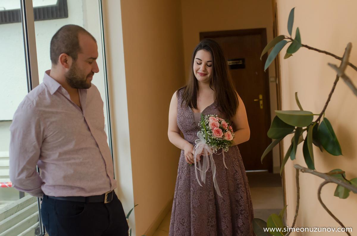 сватбена фотоессия варна