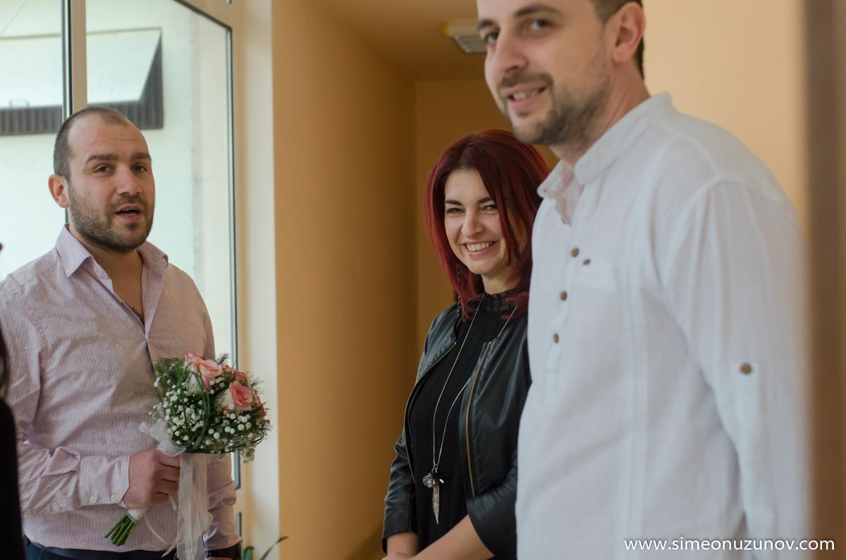 сватбен фотгораф