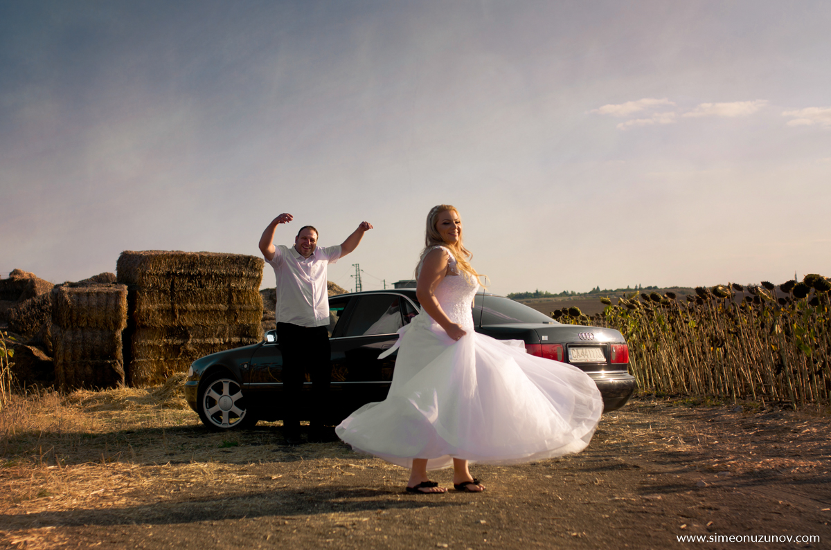креативен сватбен фотограф варна