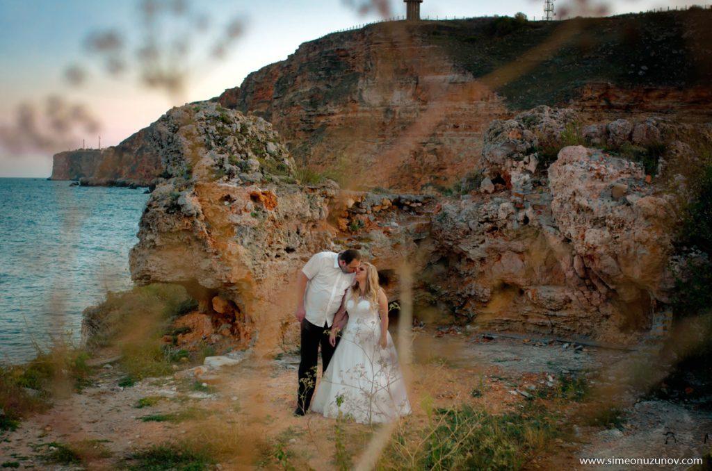 симеон узунов сватбен фотограф на морето