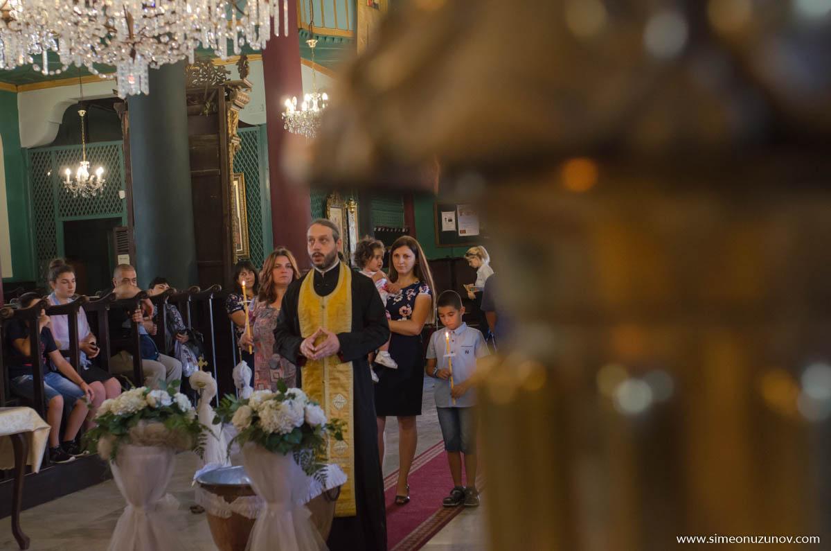свето кръщение свети атанасий варна