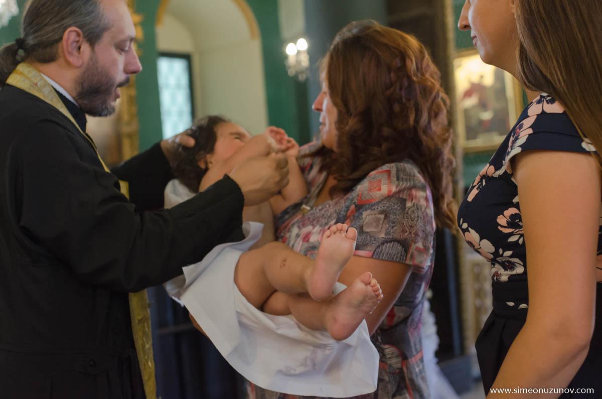 свето кръщение свети атанасий фотограф