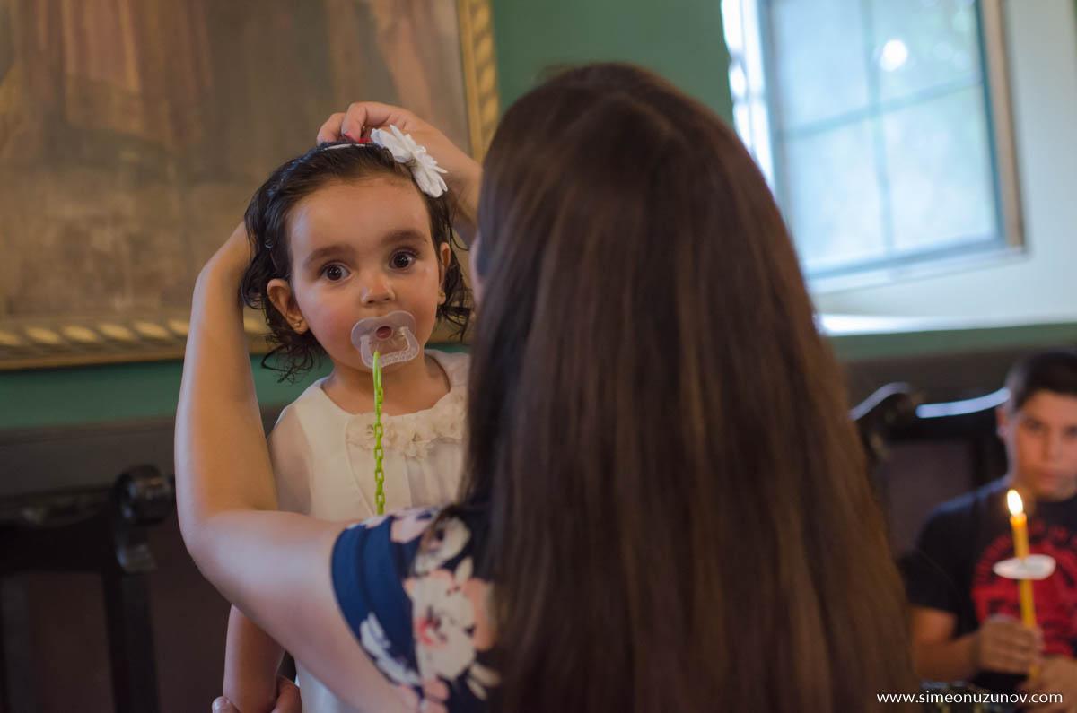 детска фотосесия свето кръщение варна