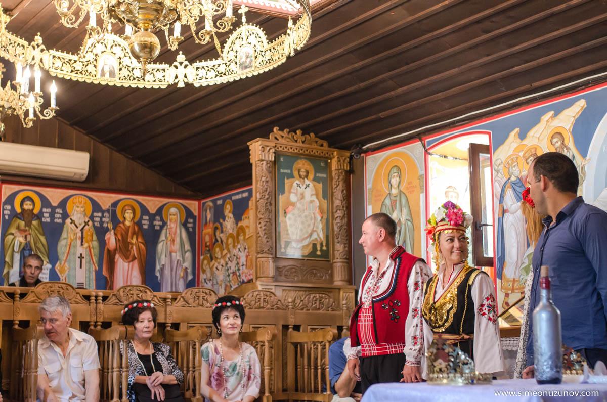сватбен фотограф варна ритуал венчавка