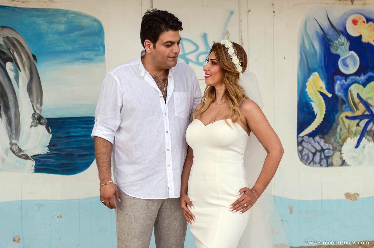 различен сватбен фотограф варна