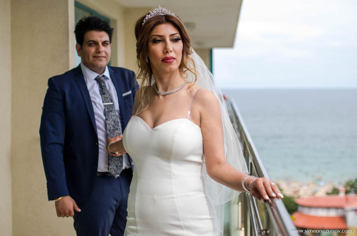 професионален сватбен фотограф варна