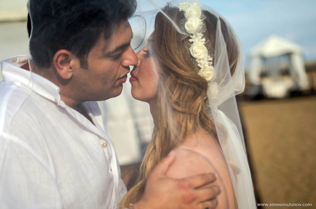 романтичен сватбен фотограф