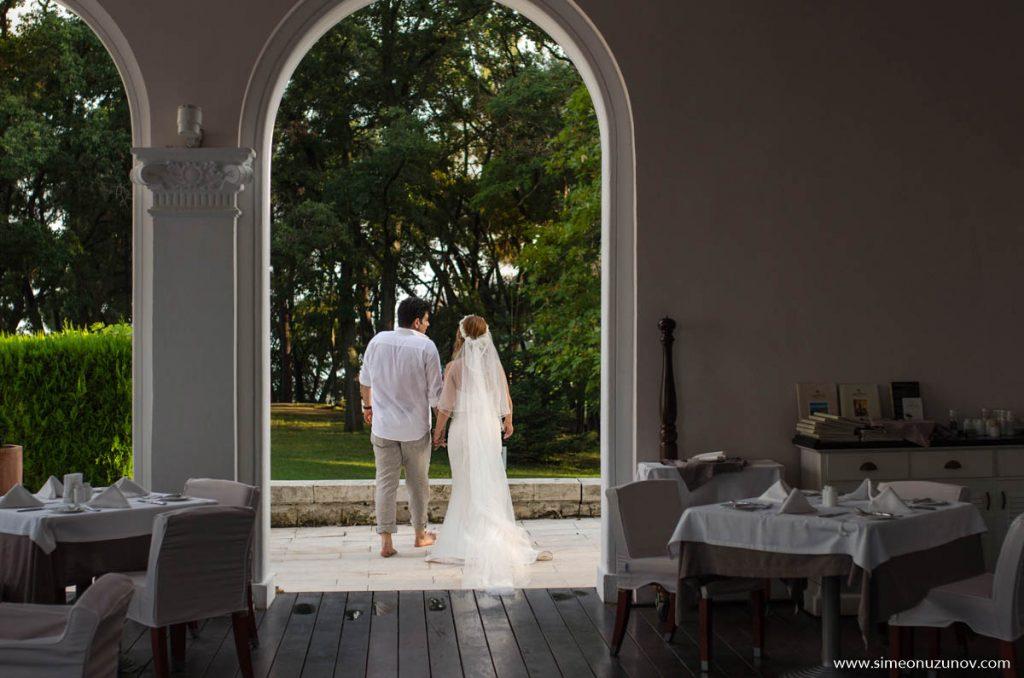 сватбена фотосесия ривиера варна