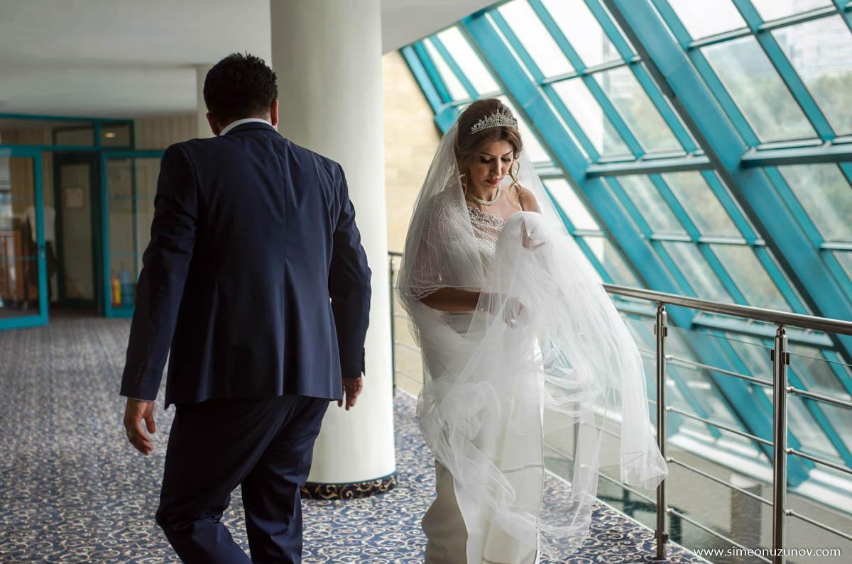 сватбени снимки варна