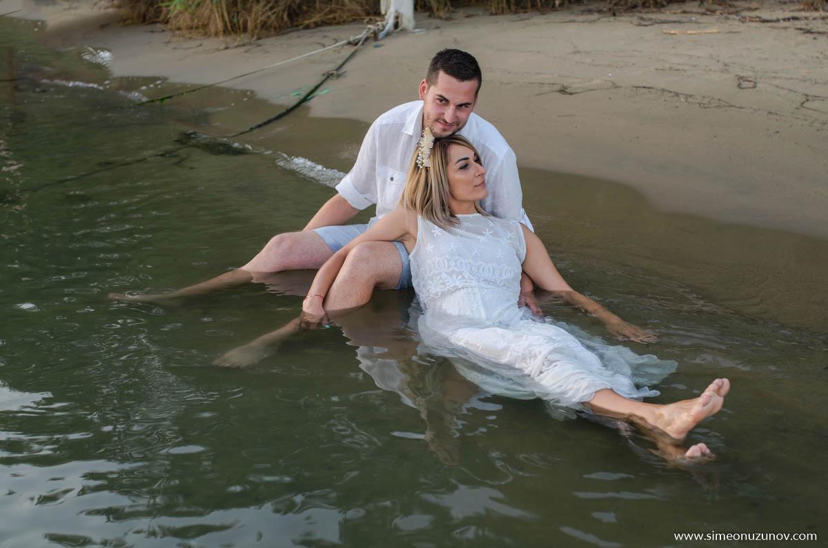 фотосесии преди сватбата варна
