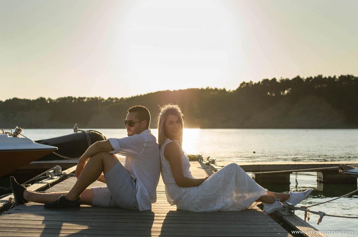 сватбени фотографи варна