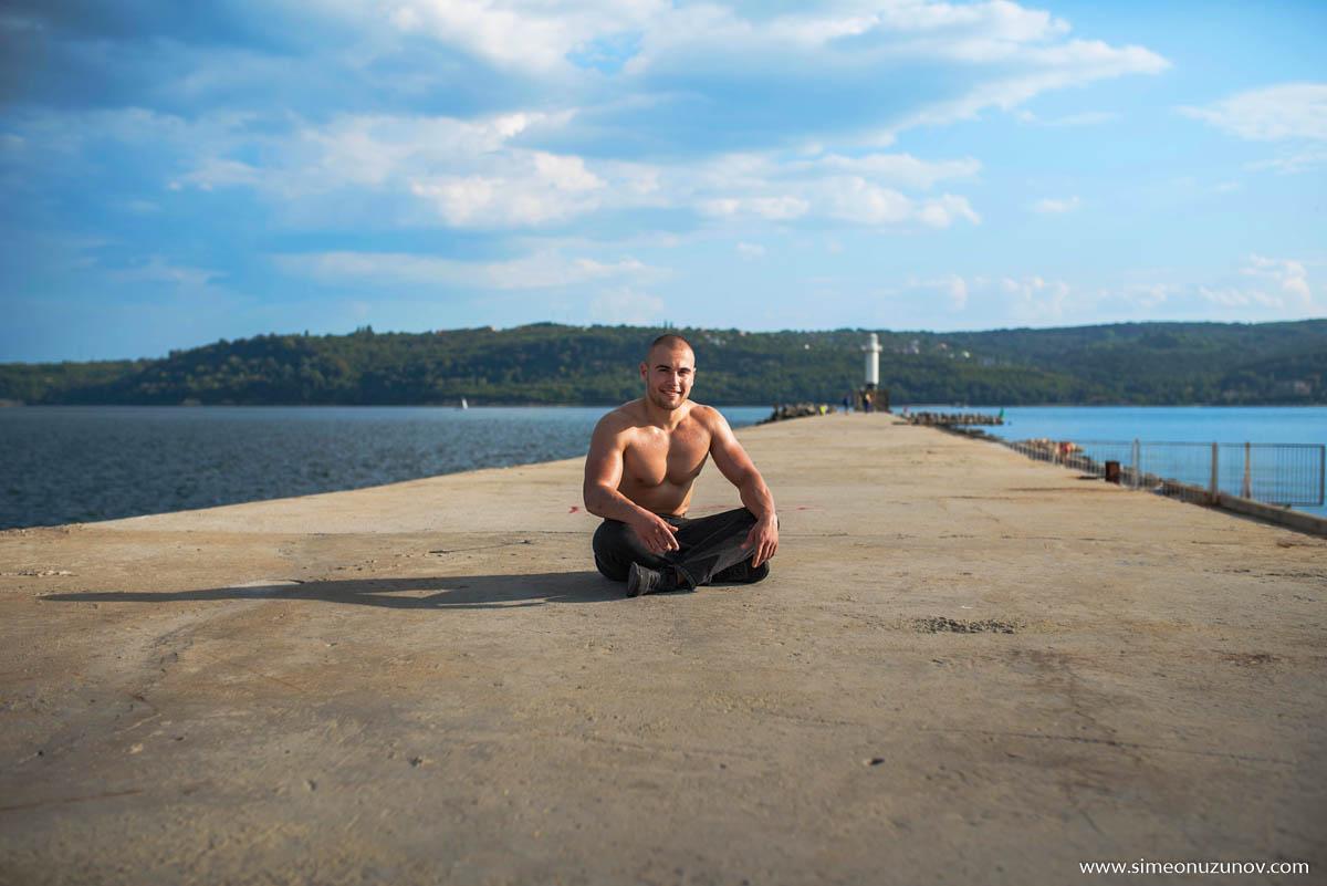 фитнес фотосесии варна