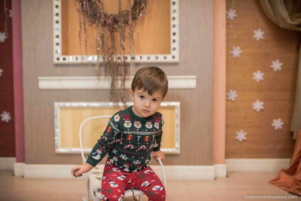 детски фотограф варна коледа