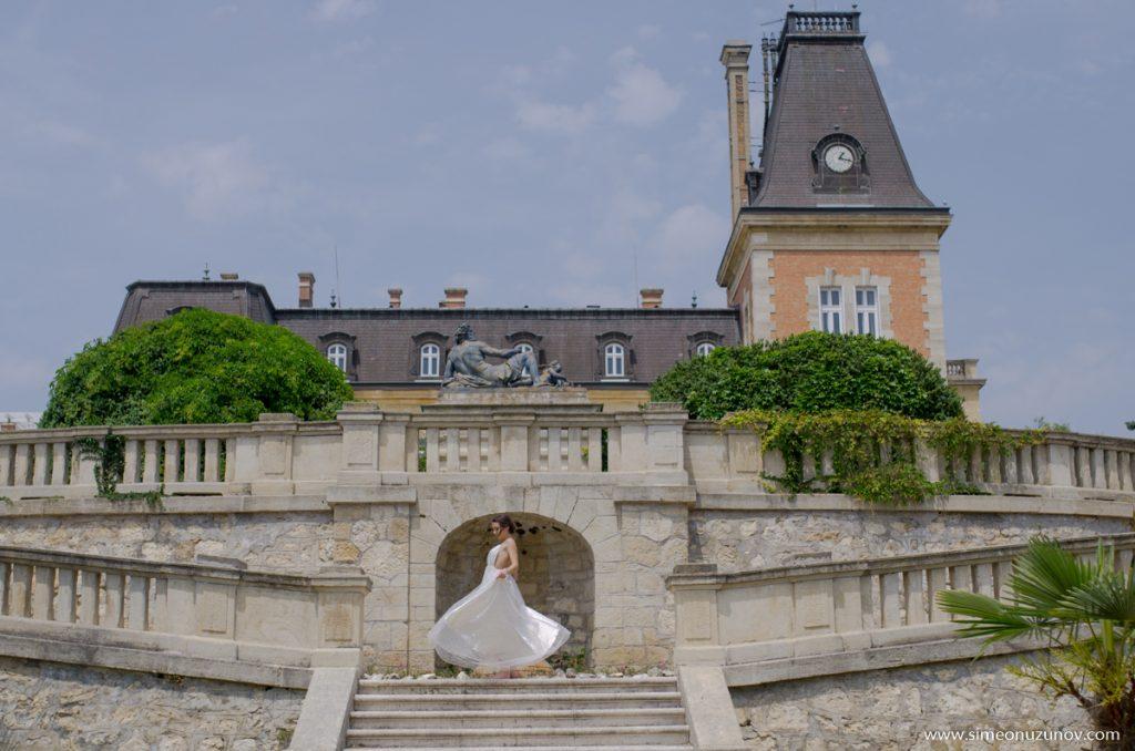 сватбени фотосесии в дворец евксиноград