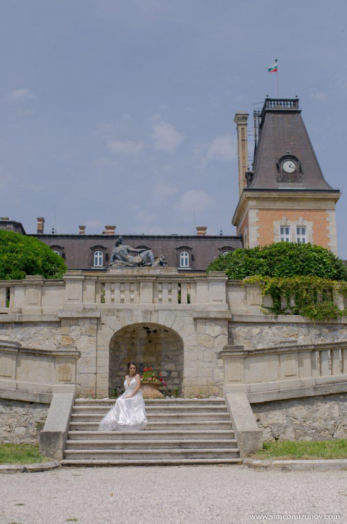 сватбени снимки дворец евксиноград