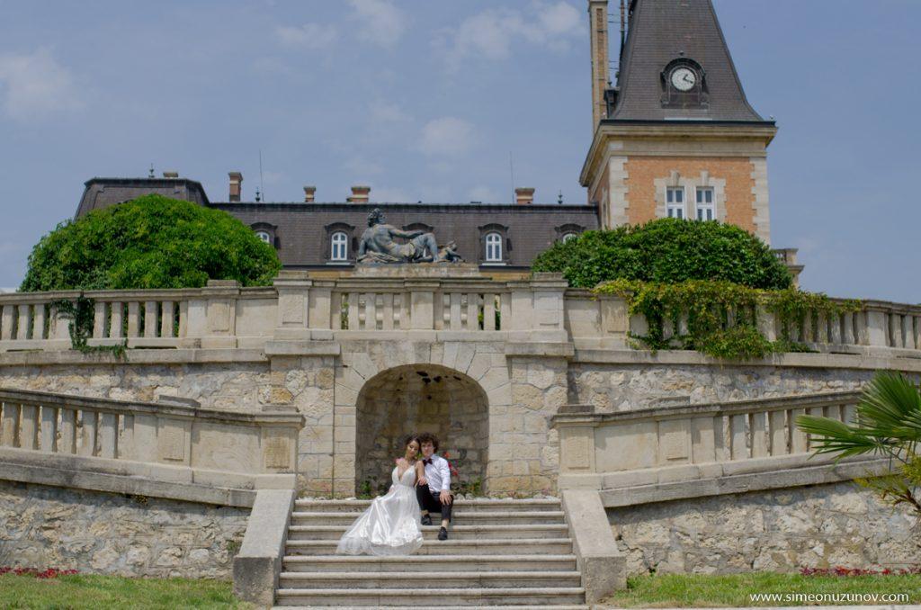 сватбена фотография варна дворец евксиноград