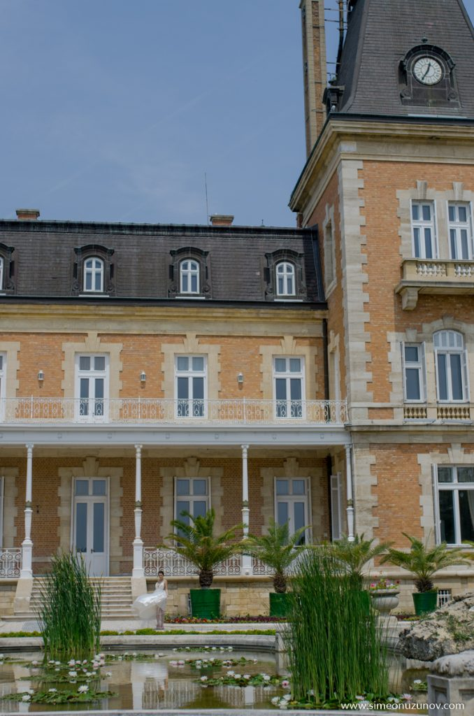 сватбена фотосесия в двореца евксиноград