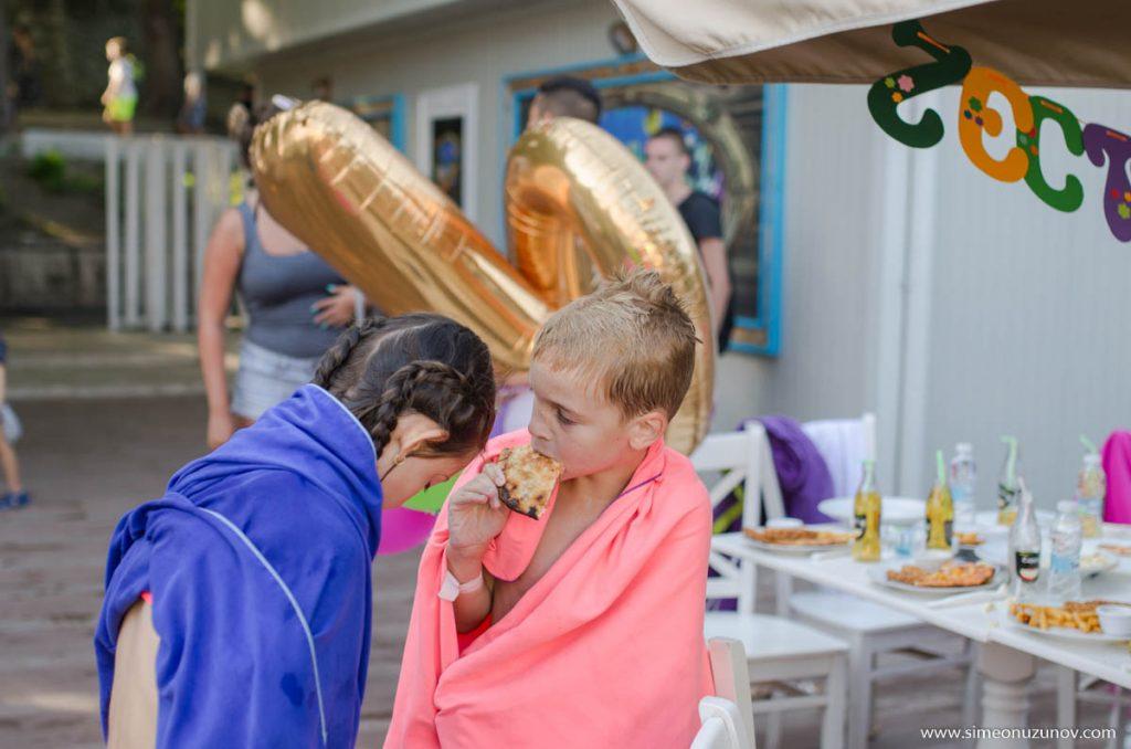 заснемане на детски рожден ден варна