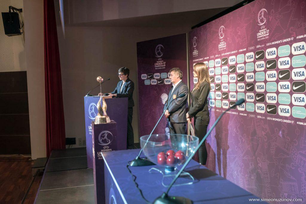 фотограф български футболен съюз