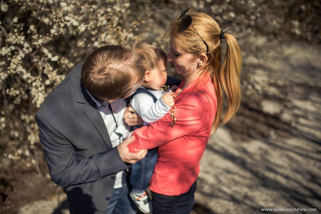 фотограф за семейни снимки варна