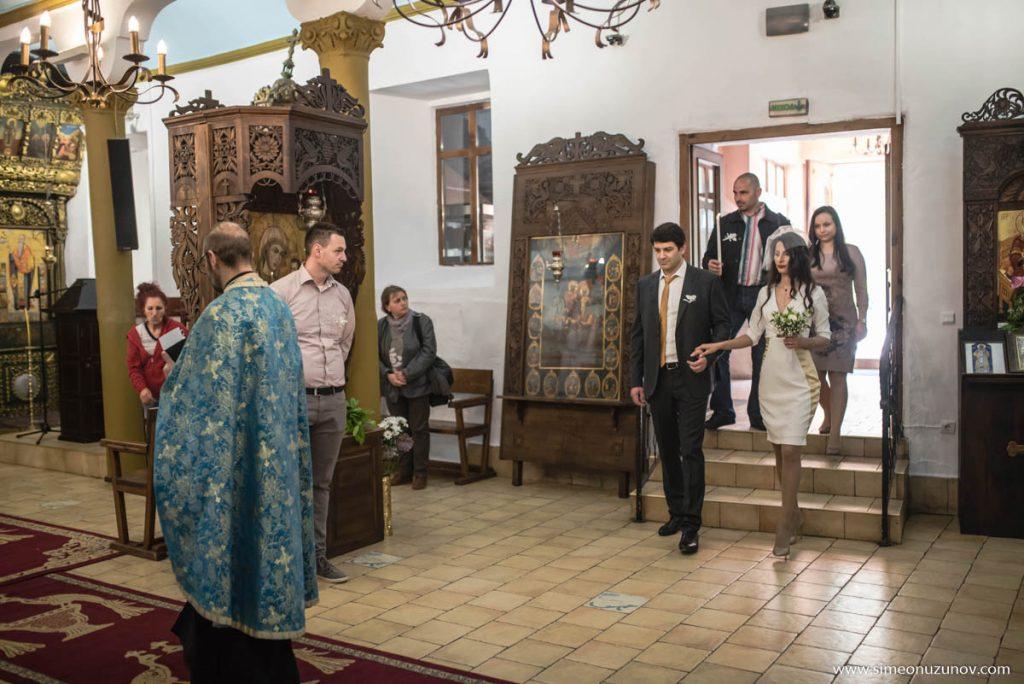 църковен брак варна