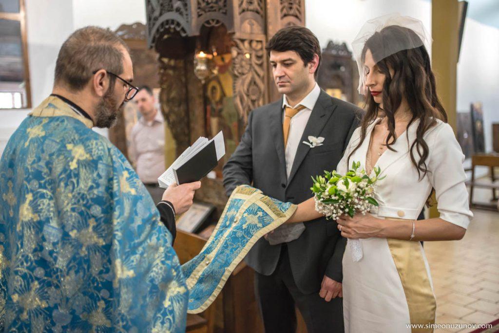 сватба в малката богородица варна