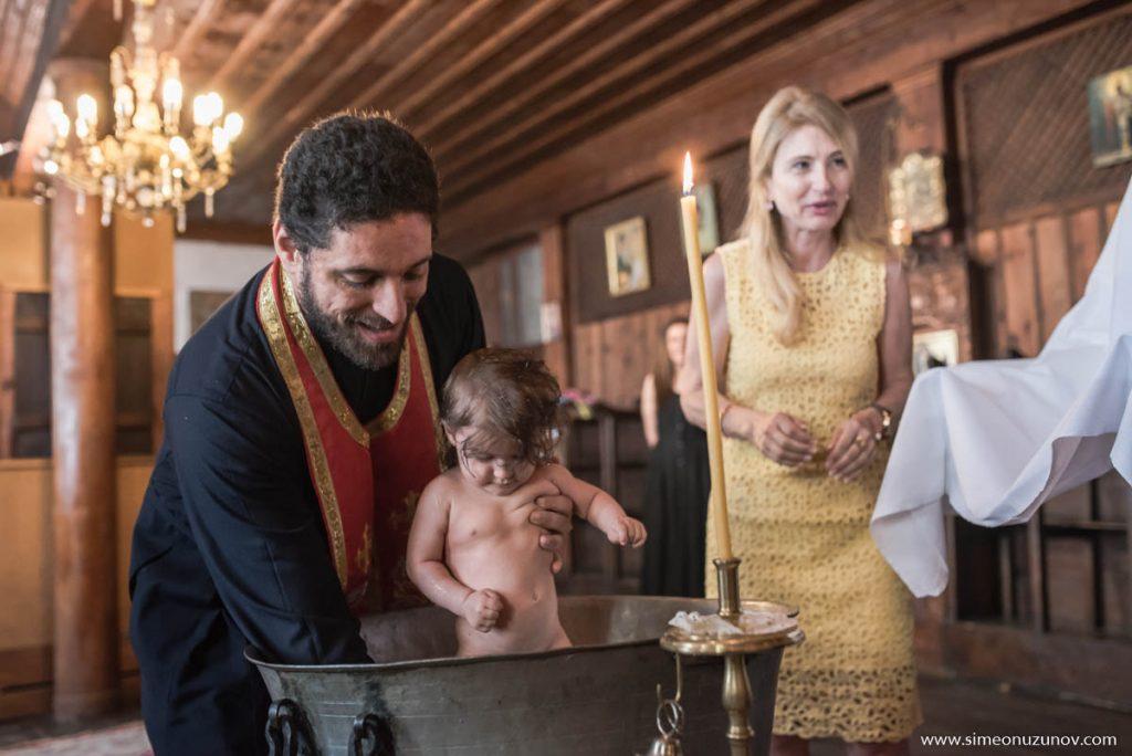 свето кръщение варна