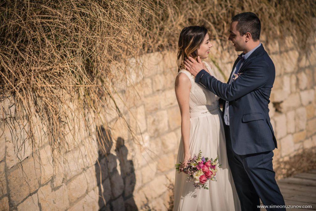 романтичен сватбен фотограф варна българия