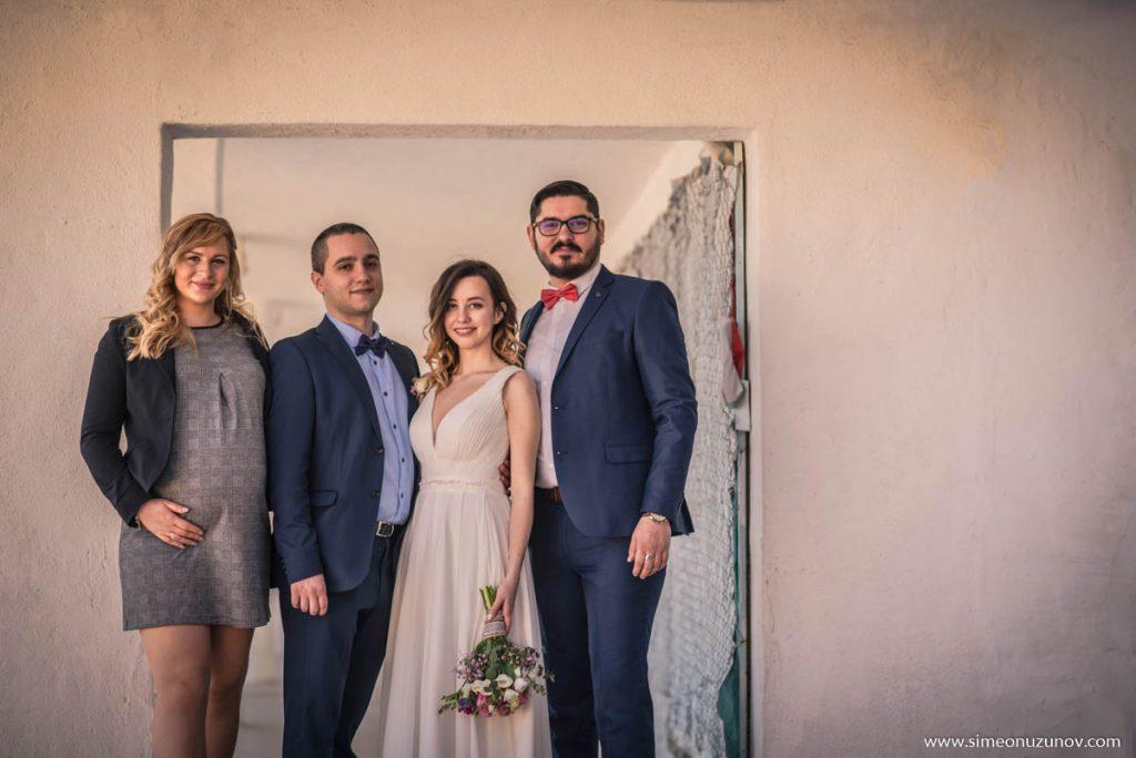 красиви сватбени снимки