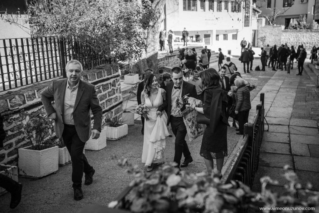 фотографи за сватба варна