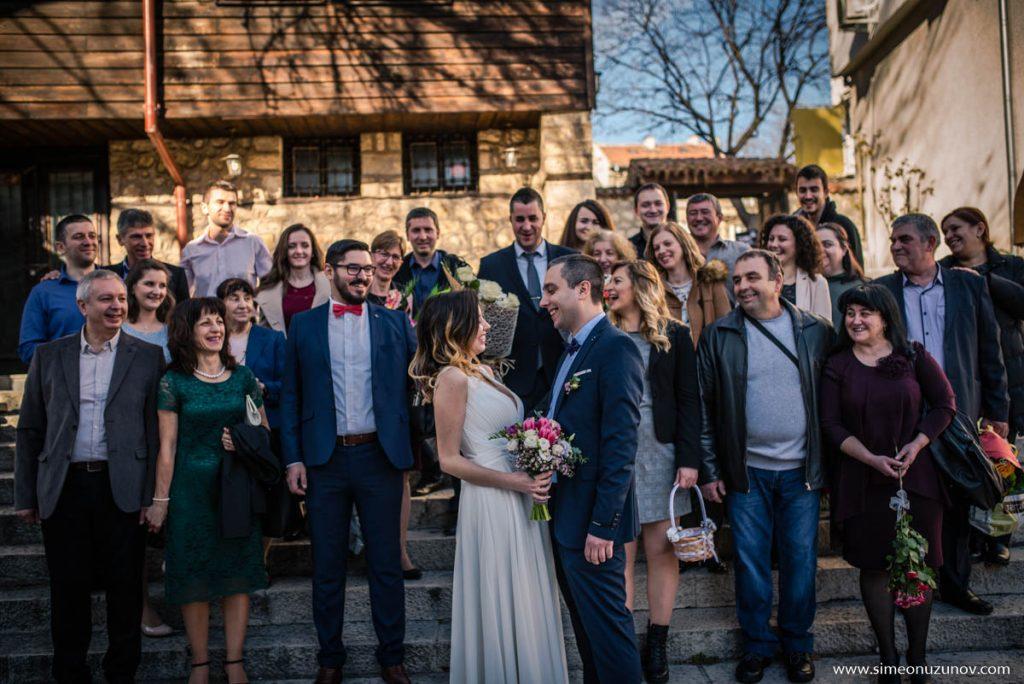 добър сватбен фотограф варна българия
