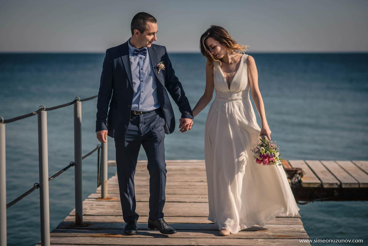 различен сватбен фотограф